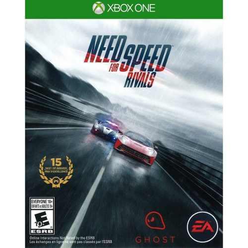 Need for speed rivals xbox one juego nuevo cd fisico sellado