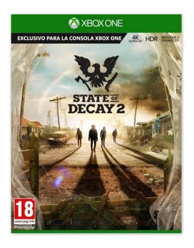 State of decay 2 juego xbox one totalmente original digital
