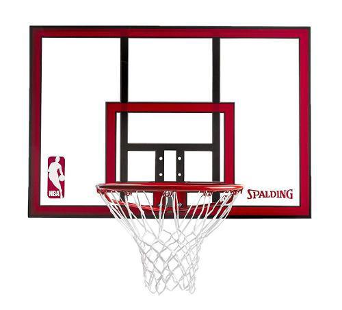 Tablero aro basket spalding nba 44 basquet + regalo - olivos