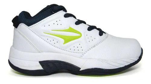 Zapatillas basquet basket topper legend ii kids