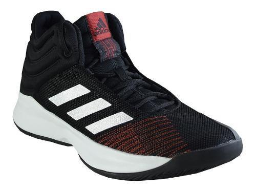 Zapatillas de basket pro spark 2018 adidas black