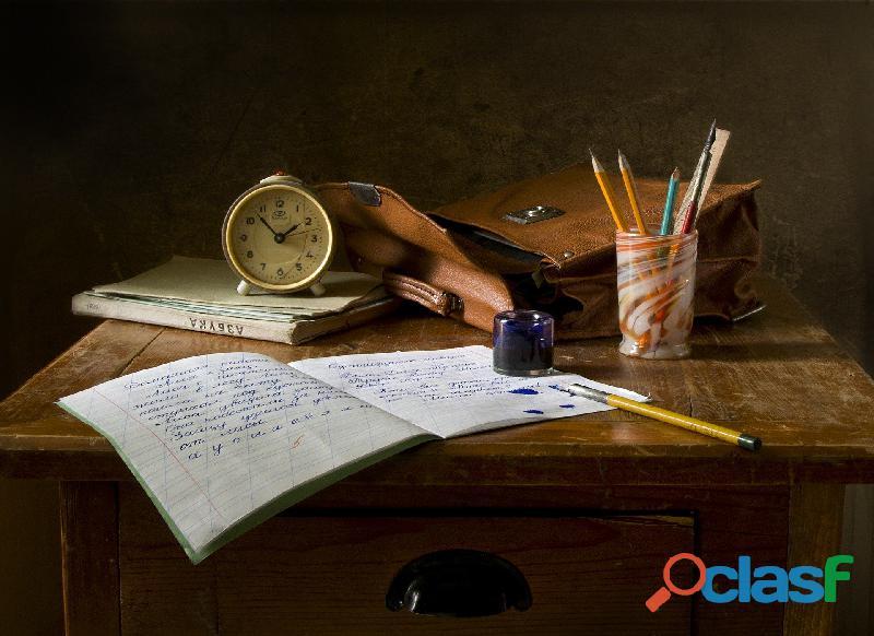 Apoyo escolar primario: aprendiendo a aprender
