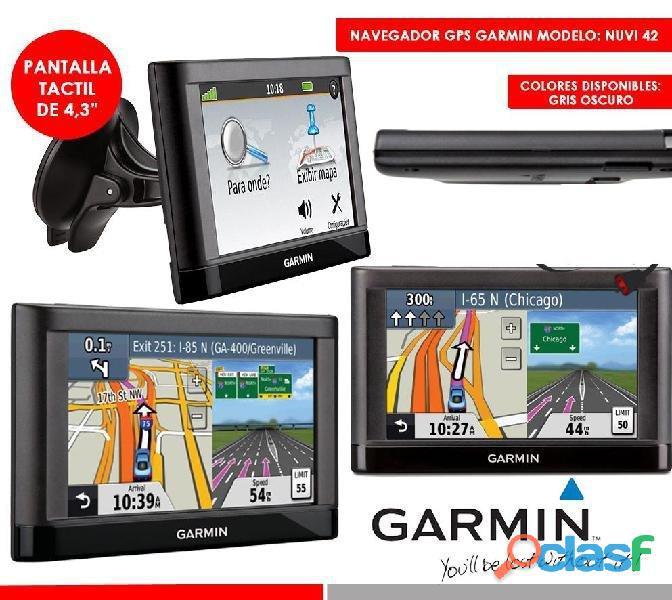 GPS GARMIN venta de equipos nuevos y usados 4