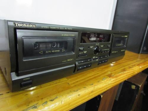 Casettera technics rs tr 373 x envio consulte galermoaudio