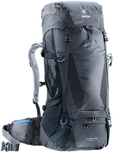 Mochila deuter trekking viajera futura vario 50 + 10 litros