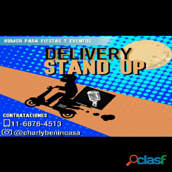 Show comediantes humor para fiestas stand up