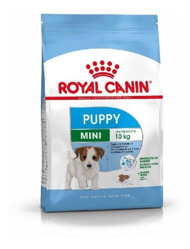 Alimento perros cachorro royal canin mini junior 1 kg