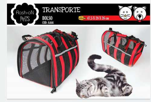 Bolso de transporte para mascota aa66 tribunales