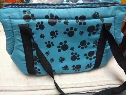 Bolso para mascotas paseo, transporte