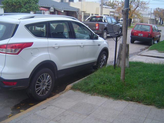 Ford kuga 1.6 t sel aut. 2014