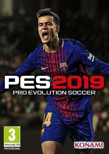 Fifa 19 + pro evolution pes 2019 pc juego fisico