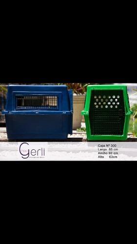 Jaula transportadora, canil de transporte, caja mascotas 300