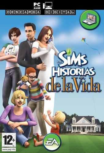 Los sims historias de la vida juego pc digital español
