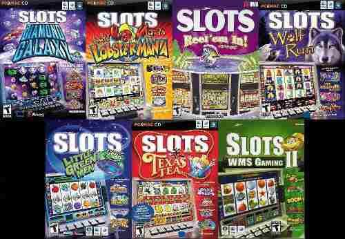 Pack juegos slot para pc