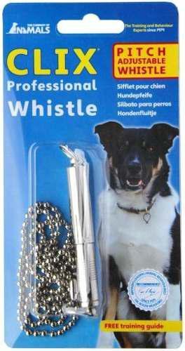 Silbato ultrasonico clicker importado adiestre perro animal