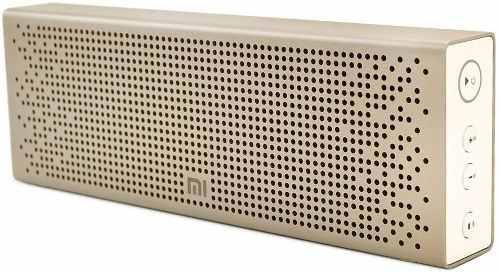 Parlante bluetooth xiaomi mi speaker aluminio original
