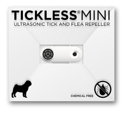 Dispositivo tickless mini antipulgas y garrapatas usb