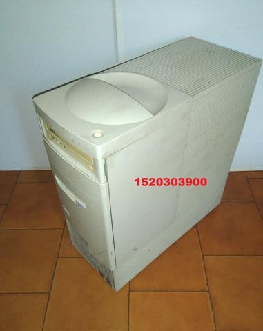 Server antiguo - intel pentium 2 - procesador de 400 mhz -