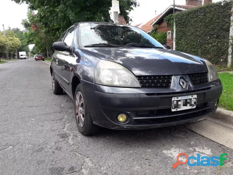 Renault clio 1.5 authent.