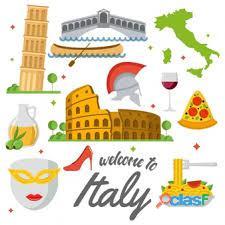Clases de italiano en la plata
