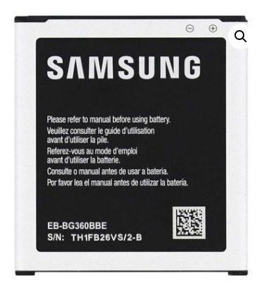 Bateria samsung original g360 sm-j200m / eb-bg360bbe