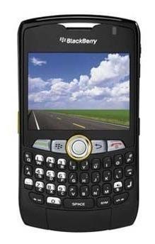 Blackberry 8350 nextel bateria nueva lo reinicie da luz roja
