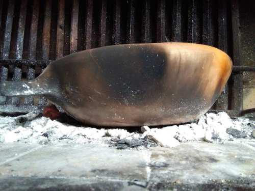 Arcilla pasta cerámica 5 kg para fuego directo