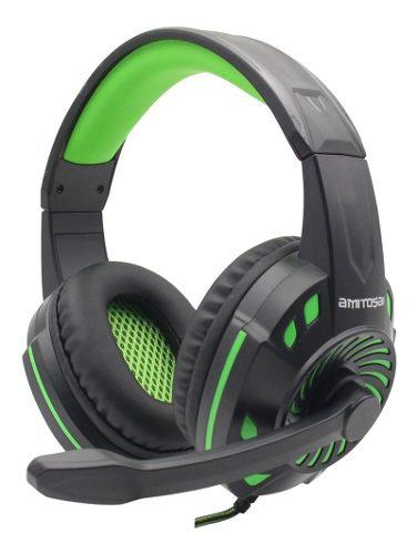 Auricular gamer mic ps4 xbox one amitosai colores mts-floss