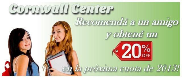 CLASES DE INGLES – CURSOS Y TRADUCCIONES - CORNWALL CENTER