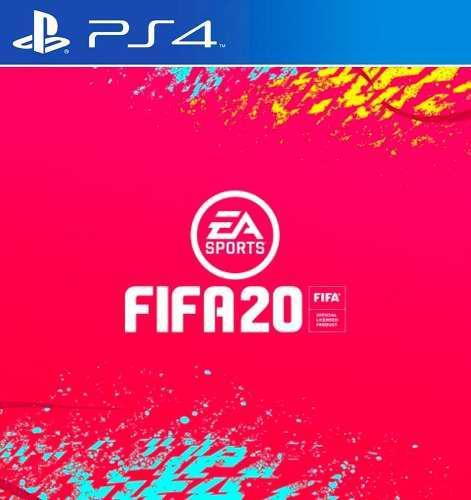 Fifa 20 ps4 digital | español latino | jugas con tu user