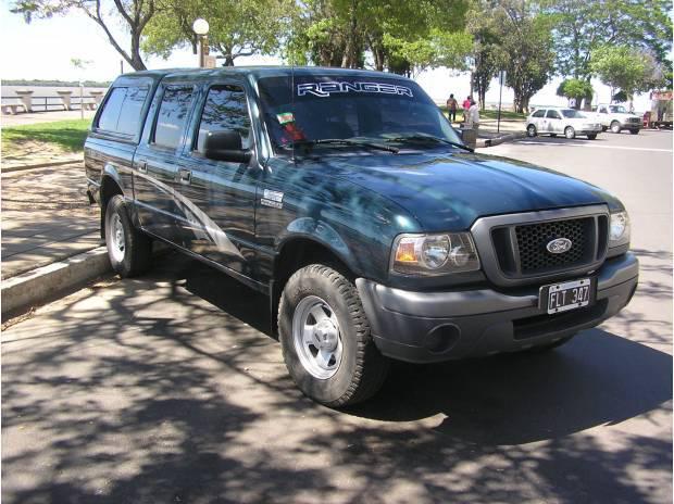 Ford ranger modelo 2006. con cupula: butacas y alfombra