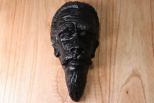 Quijote de madera - antigua escultura leer bien!!!