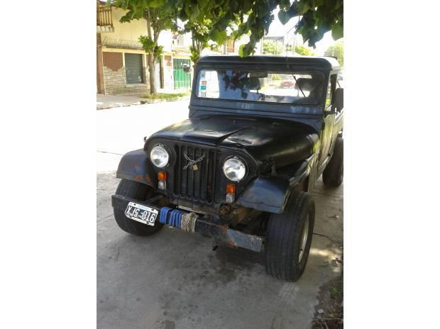 Vendo jeep ika pick up