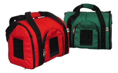 Bolso transporte de mascotas perro gato