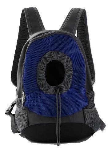 Super práctica mochila bolso transporte mascotas perro gato