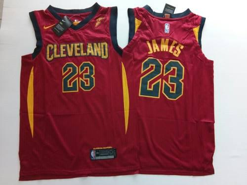 Camiseta basquet nba - lebron james #23 cleveland importada