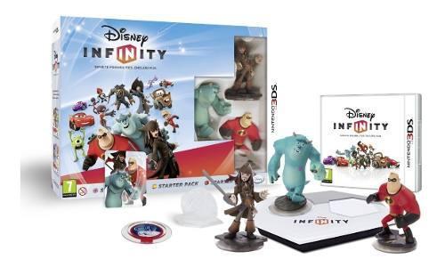 Disney infinity 1.0 starter pack nintendo 3ds liquidación