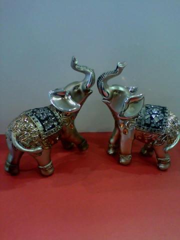 Elefantitos de la fortuna.