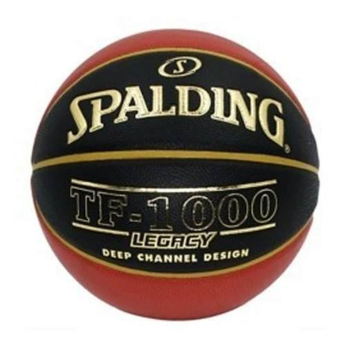Pelota basquet spalding cuero tf 1000 nº 7 basket - olivos