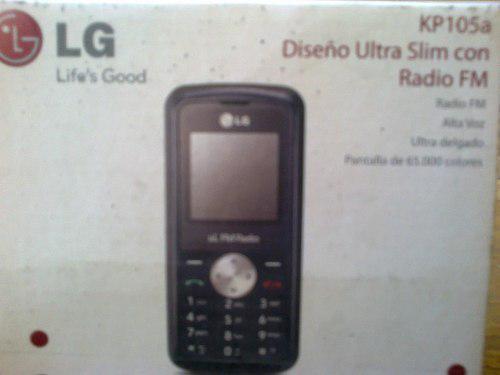 Accesorios de celular lg kp110a