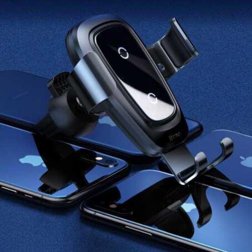Cargador celular inalámbrico accesorio auto envío gratis
