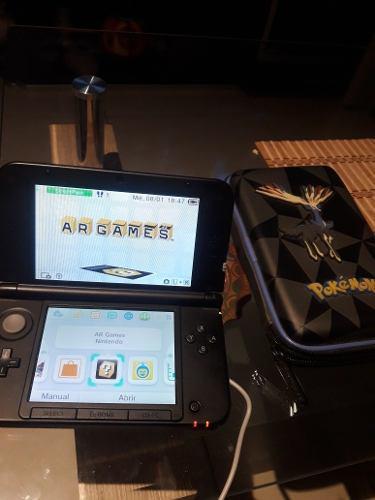Consola De Videojuegos Nintendo 3ds Xl + Estuche Rígido