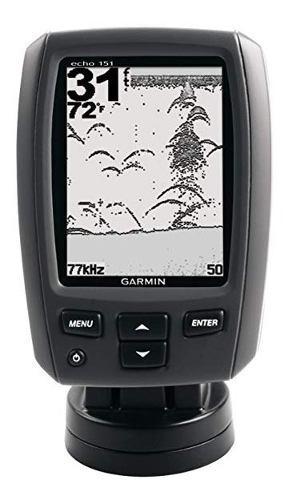 Ecosonda Garmin Echo 101 (nueva, Sin Uso) C/accesorios