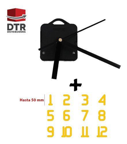 Maquina para armar relojes reloj pared artesanias - mr12-210