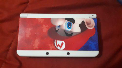 New Nintendo 3ds + 4 Juegos Impecable