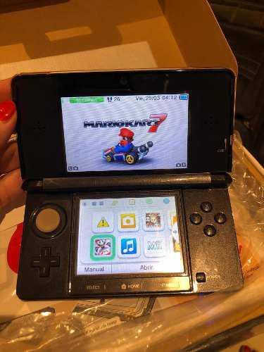 Nintendo 3ds + 15 Juegos