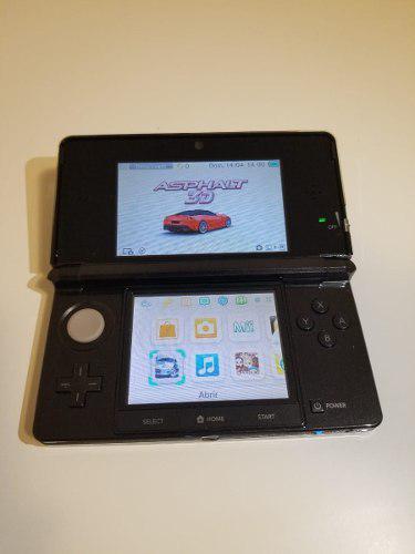 Nintendo 3ds usada en exc estado mas juegos