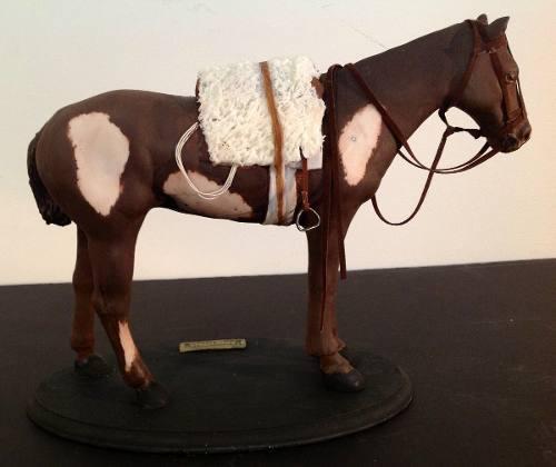 Criollo polo carrera caballo,hecho a mano firmados regalos