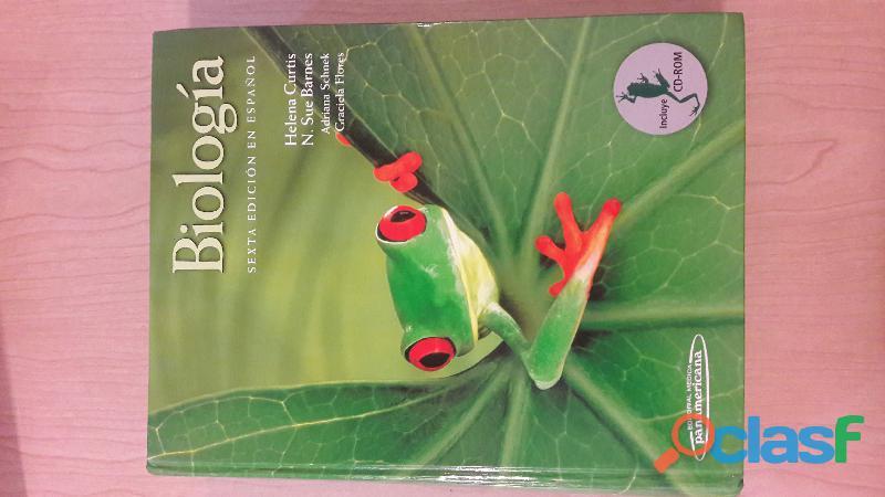 Libro de biología