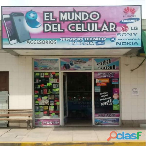 Servicio tecnico profesional de celulares